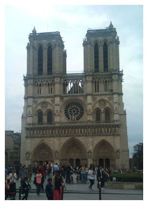 kurs języka francuskiego w paryżu - katedra notre damme