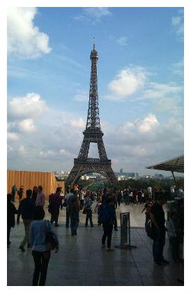 kurs francuskiego w paryżu - wieża eiffla